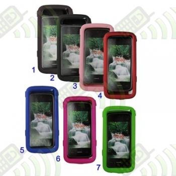 Carcasa Nokia 5230 Rosa