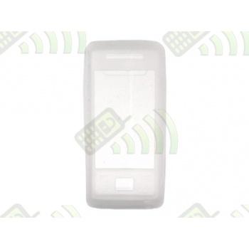 Funda Silicona SE Xperia X1 Transparente