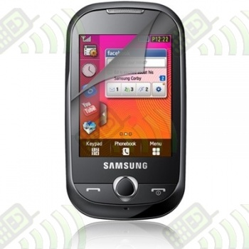 Prot. Pantalla Samsung S3650 Corby