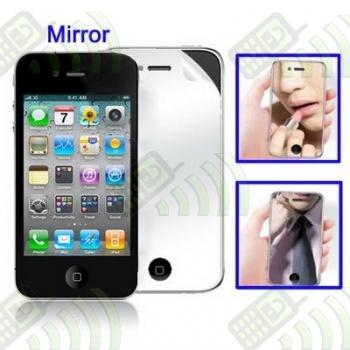Protector Pantalla iPhone 4G Espejo