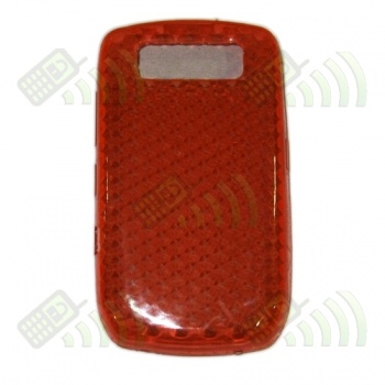 Funda Gel BB 8900 Naranja Diamond