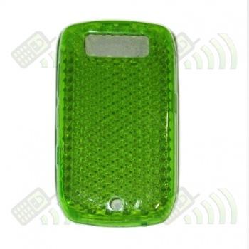 Funda Gel BB 8900 Verde Diamond