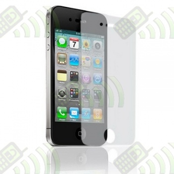 Protector Pantalla iPhone 4G Mate Antihuellas