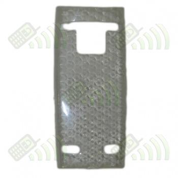 Funda Gel Nokia X2 Transparente Diamond