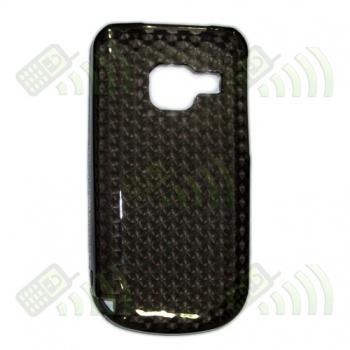 Funda Gel Nokia C3-00 Oscura Diamond