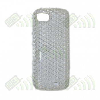Funda Gel Nokia C3-01 Transparente Diamond