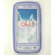 Funda Gel Nokia C6-01 Azul