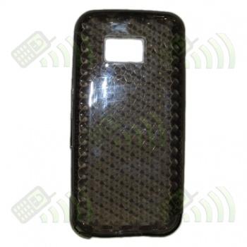 Funda Gel Nokia 5530 Oscura Diamond