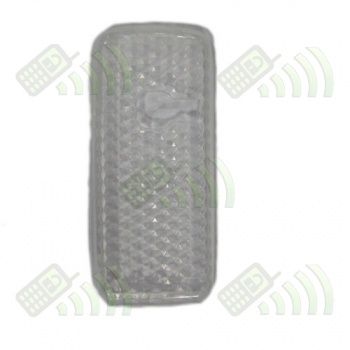 Funda Gel Nokia 6300 Transparente Diamond