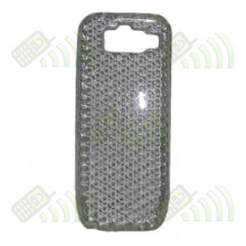Funda Gel Nokia E52 y E55 Transparente Diamond