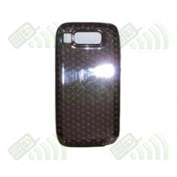 Funda Gel Nokia E72 Oscura Diamond