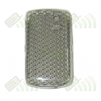 Funda Gel BB 8350 Transparente Diamond