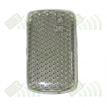 Funda Gel BB 8350 Transparente Diamond