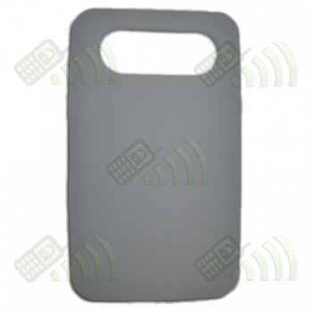 Funda Silicona HTC HD7 Semitransparente
