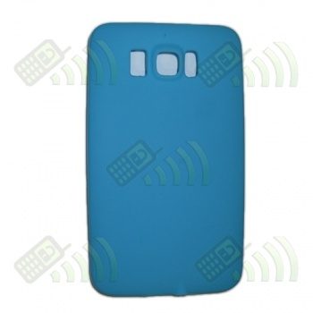 Funda Silicona HTC Touch HD 2 Azul