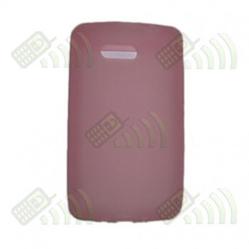 Funda Silicona HTC HD Mini Rosa