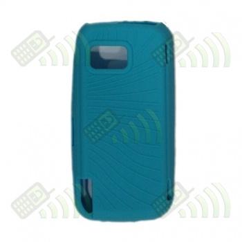 Funda Silicona Nokia 5800 y 5230 Azul