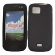 Funda Silicona Samsung Jet S8000 Negra