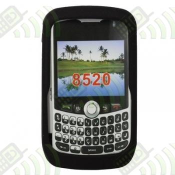 Funda Silicona BB 8520/9300 Curve Negra