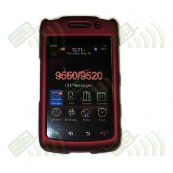 Carcasa BlackBerry 9550/9520 Roja