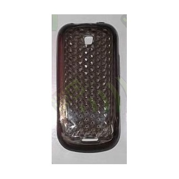 Funda Silicona Gel Samsung i5800 Galaxy 3 Oscura Diamond