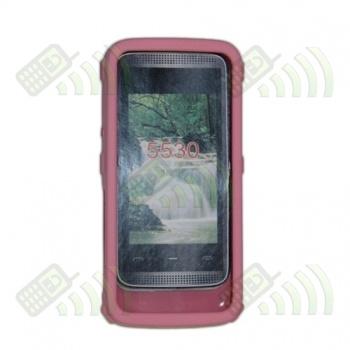 Carcasa Nokia 5530 Rosa Fucsia