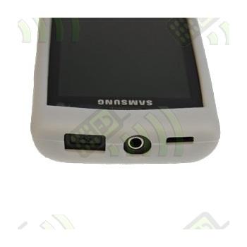 Funda Silicona Samsung Wave S8500 Transparente