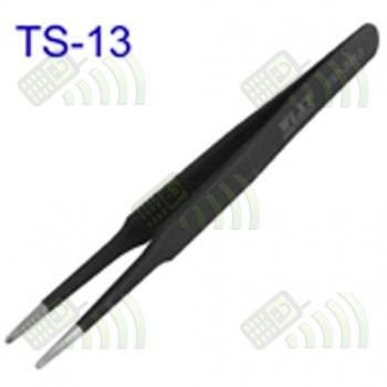 Pinzas antiestáticas TS-13