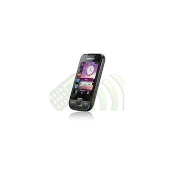 Funda Silicona Samsung S5600 Semitransparente