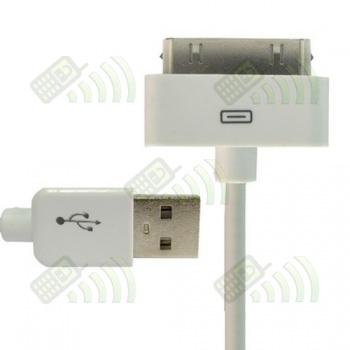 Cable USB Iphone / Ipod / Ipad 1m