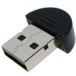 Adaptador Bluetooth Supermini Redondeado chip csr usb ordenador portatil el mas peque