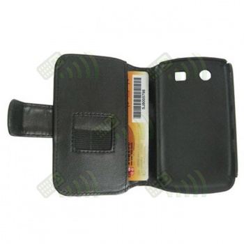 Funda Solapa Blackberry 8900 Horizontal