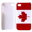 Carcasa trasera Canada Iphone 4
