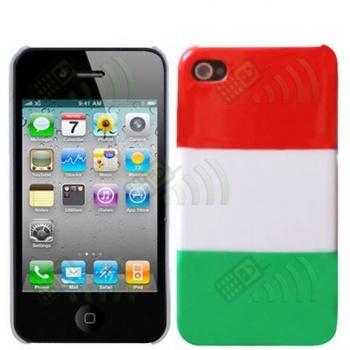 Carcasa trasera Italia Iphone 4