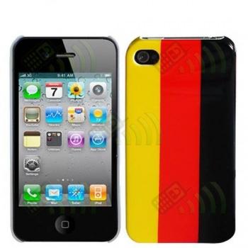 Carcasa trasera Alemania Iphone 4
