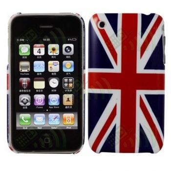 Carcasa trasera Inglaterra/UK Iphone 3G/3GS