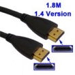 Cable HDMI v.1.4 19pin 1,8 metros PS3 XBOX 360 Play Station Macho A