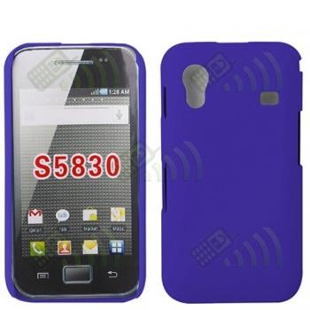 Carcasa trasera Samsung Galaxy Ace S5830 Azul