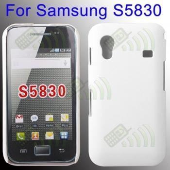 Carcasa trasera Samsung Galaxy Ace S5830 Blanca