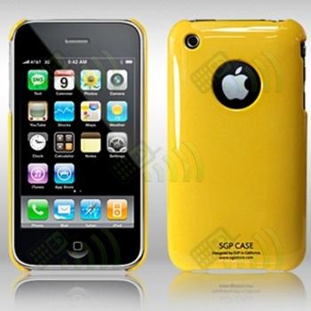 Carcasa trasera SGP Iphone 3G/3GS Amarilla
