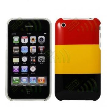 Carcasa trasera Alemania Iphone 3G/3GS