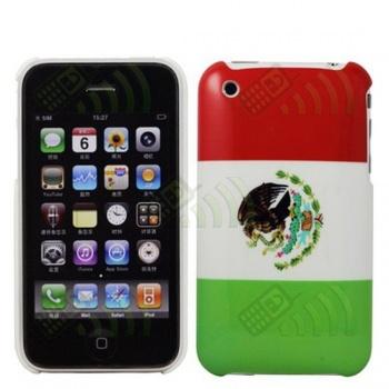 Carcasa trasera México Iphone 3G/3GS
