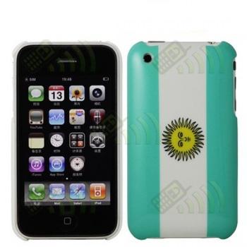 Carcasa trasera Argentina Iphone 3G/3GS