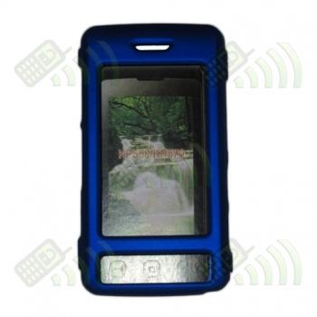 Carcasa LG KP500/KP501/KP502/KP505/KP570 Azul