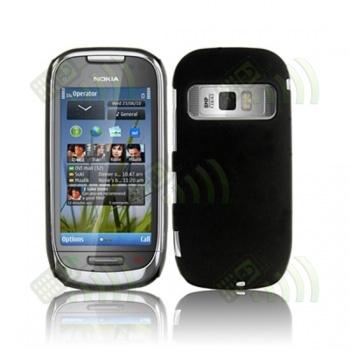 Carcasa trasera Nokia C7 Negra