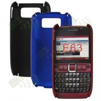 Carcasa trasera Nokia E63 Roja