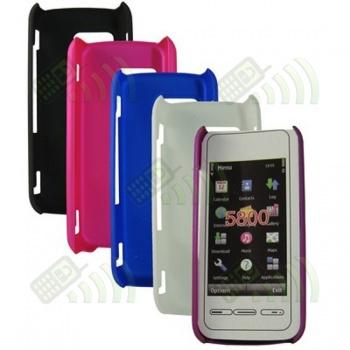 Carcasa trasera Nokia 5800 Morada