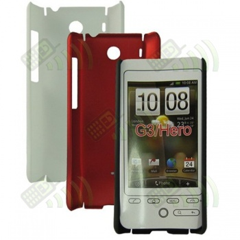 Carcasa trasera HTC Hero Roja