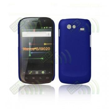 Carcasa trasera Samsung Nexus S i9020 Azul