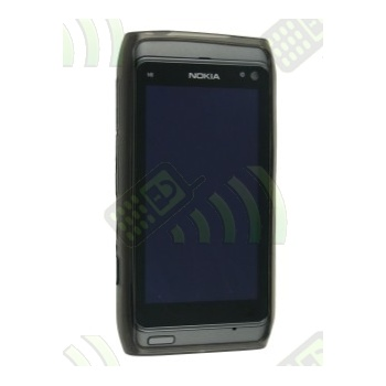 Funda Gel Nokia N8 Oscura Diamond
